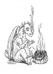 Dragon-Halloween