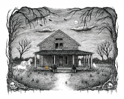 8x10-A-Haunted-house-Laurie-A.-Conley