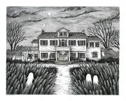 8x10-C-Haunted-house-Laurie-A.-Conley