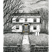 5x7-A-Haunted-house-Laurie-A.-Conley